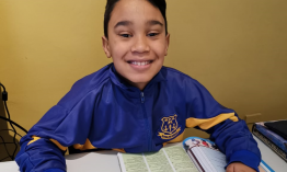 Athlone learner wins provincial writing competition