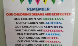 Westlake Primary School embraces values