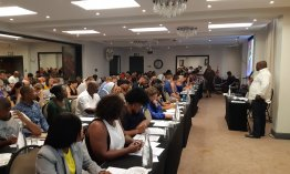 Comprehensive Sexuality Education Teacher training