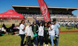 """""""The Laan"""" brings star power to CWED's T2P rally"""
