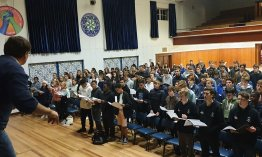 Southern Suburb schools stage production at Cape Town City Hall