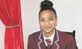 Elsies River High learner pays tribute to educators