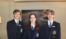 Parel Vallei High School's top mathematicians