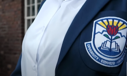 Pinelands High School unveils new school crest