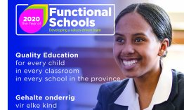 Recipe for success to ensure functional schools