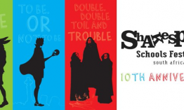 Shakespeare Schools Festival celebrates 10 years and a new association with the Fugard Theatre