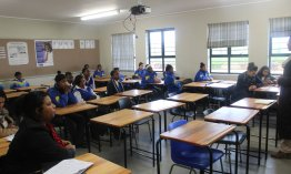 Overberg Education District hosts their first ever girls' conference