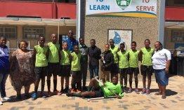 Khayelitsha school's hockey team wins big at SA Sports Awards