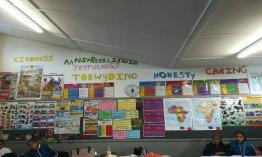 Voorspoed Primary School values