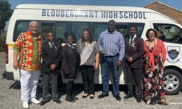 Bloubergrant High School makes learners' dreams a reality