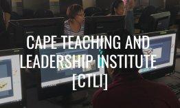 CTLI helps teachers unlock their superpowers