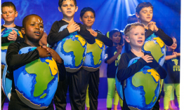 "Kenridge Primary's ""Love song to the Earth"" has a Growth Mindset tune"
