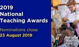 Deadline looms for teaching awards