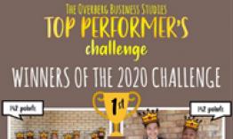 Overberg Business Studies Top Performers
