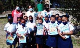 Schools receive treasure box of educational activities
