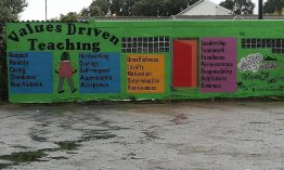 'Taking ownership' at Aloe HS