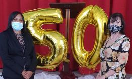 Diaz Primary celebrates their 50th anniversary