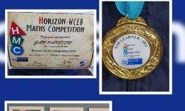 Horizon Maths Competition