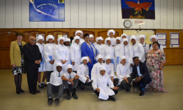 Ministers open new School Kitchen in commemoration of World Children's Day
