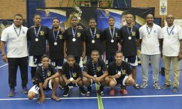 Heideveld Secondary's boys U15 basketball team in winning form