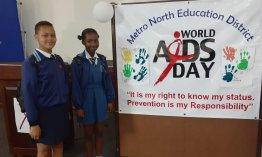 District joins fight against women Gender-based violence