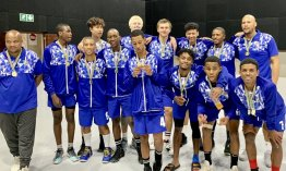 Western Cape U18 Basketball Team are national champions!
