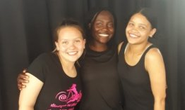 Banze Iness – a dancer destined for the world stage!