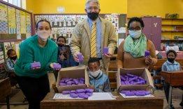 Build up to Global Handwashing Day