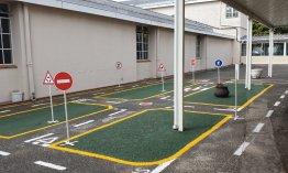 New junior traffic training centre at Metro North