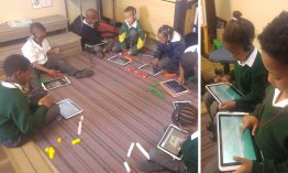 Touwsranten Primary School: changing mindsets through e-learning