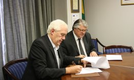 Collaborative partnership between Rotary and the WCED