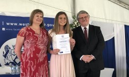 Western Cape celebrates matric success