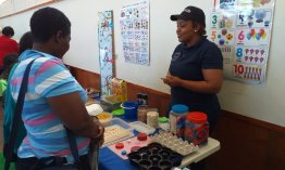 Overberg Education District promotes parents' and children's wellbeing