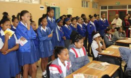 Learners urged to take up the pen to tackle their problems