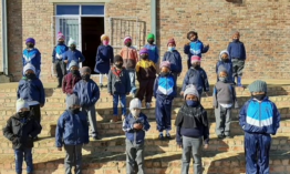 Overberg schools take a stand against woman and children