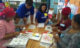 Wordworks programme bridges the gap between home and school