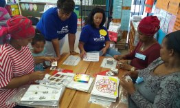 Wordworks programme bridges the gap between home and school