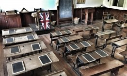 Spotlight on schools' histories during International Museum Week