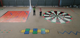 Learners learn through play at Kalkfontein Primary
